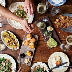 Obsessed-Over Los Angeles Restaurants on Food & Wine. Bar Amá is one of my favorites!