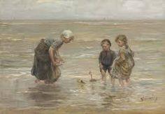 BERNARDUS JOHANNES BLOMMERS (dutch 1845-1914