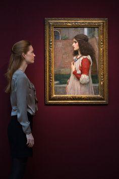 JOHN WILLIAM WATERHOUSE, R.A. (1849-1917) Juliet Price Realized: £962,500