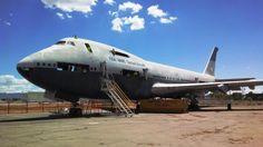 B747 FAA Testbed Aircraft