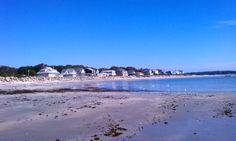 Goose Rocks Beach, Maine