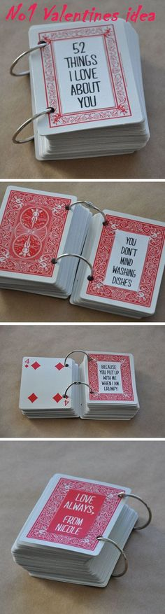Best Valentine's DIY gift on pinterest - see it!