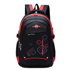 MAGIC UNION Children School Bags High Quality Nylon Backpacks Lighten  Burden On Shoulder For Kids Backpack Mochila Infantil Zip 43d717567c9b8