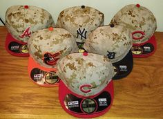 New Era 59Fifty 5950 Digital Camo Memorial Day MLB Hat Cap Fitted CHOOSE TEAM #NewEra #59Fifty Baseball Gear, Digital Camo, New Era 59fifty, And July, Ml B, Toronto Blue Jays, Philadelphia Phillies, Boston Red Sox, Pinwheels