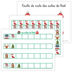 Xmas Crafts, Diy And Crafts, Educational Theories, Kindergarten Lesson Plans, Suites, Theme Noel, Fun Math, Maths, Christmas Printables