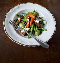Salad for autumn