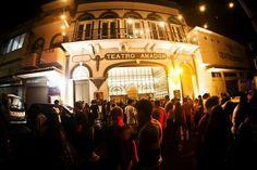 Teatro Amador Ciudad Panamá