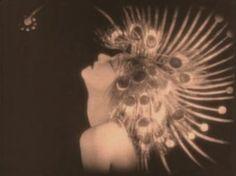 Alla Nazimova in Oscar Wilde's Salomé, 1923