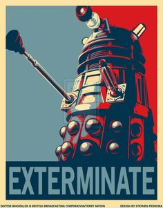 Protiguous: Deletion vs Extermination (aka Cybermen vs Daleks)