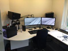 Este escritorio es el que quisiéramos que ustedes tuvieran. :)