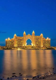 Dubai- where we're staying ❤️