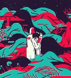 """Nicolas Menard, from the shortfilm """"Somewhere"""",vimeo.com/77703019,2013"""