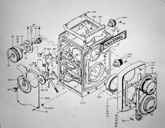 video camera exploded view - Google Search