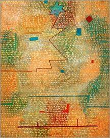 Paul Klee - Aufgehender Stern