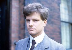 Colin Firth | 28 Sexy Pictures Of Older Actors When They Were Young. Ah Yes! He just gets sexier as the years go by.