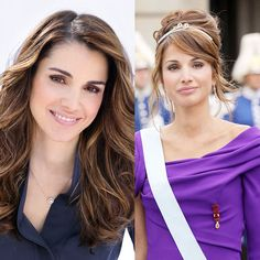 Queen Rania of Jordan: Rania Al Abdullah, Queen Consort of Jordan's King Abdullah II is famous not only for her beauty and impeccable style ...