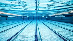 Head to the pool for a great workout