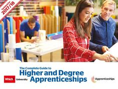The complete guide to higher and degree apprenticeships provides information for young people on the opportunities, progression and benefits of doing a higher or degree apprenticeship. Young People, Southern Prep, Career, University, Carrera, Colleges, Freshman Year, Community College