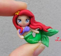 polymer clay Arial
