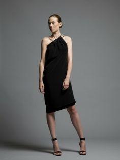 One Shoulder, Shoulder Dress, Fashion Designer, Jeans, Collection, Elegant, Formal Dresses, Black, Personal Stylist