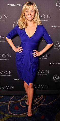 Look of the Day: January 26, 2011 - Reese Witherspoon : InStyle.com