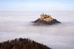 Hohenzollern Şatosu, Almanya