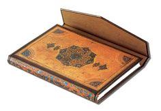 Safawidische Bindekunst - Notizbuch Midi Liniert - Paperblanks: Amazon.de: Bürobedarf & Schreibwaren