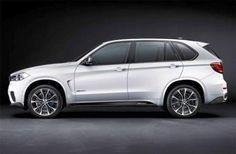 2015 BMW X5 Side View