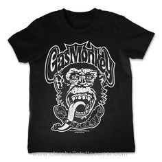 Original Gas Monkey Garage - Kid T-Shirt  Original Gas Monkey Garage - Kid T-Shirt         Pre-shrunk 100% cotton (will shrink slightly when dried)   Double-needle stitched neckline, bottom hem and sleeves   Price: €19.90  http://www.clarabellatattoowear.com/kids-baby/t-shirts/gas-monkey-garage/original-gas-monkey-garage-kid-t-shirt/   Do you adore discounts? Don't miss out! Grab YOUR rocking 15% discount code: http://eepurl.com/boSy7H