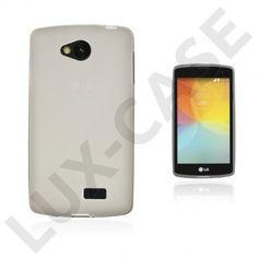 Sund LG F60 Deksel - Grå Cover Gray, Smartphone, Grey, Gray, Repose Gray