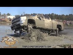 Mud Truck Madness hosted their annual Halloween event. Along with mud riding, they hosted Tug of War and a Bounty Hole competition. 13 total trucks entered f. Mudding Trucks, Chevy 4x4, Tractors, Monster Trucks, Eat, Vehicles, Youtube, Car, Youtubers