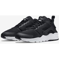 Nike Air Huarache Ultra Women's Shoe. Nike.com ($145) ❤ liked on Polyvore featuring shoes, nike footwear, nike shoes and nike