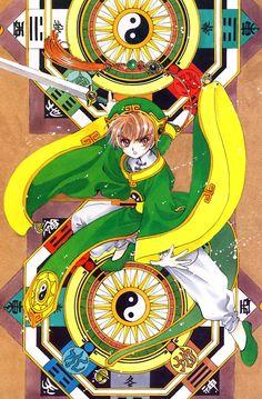 Per qualche strano motivo, Lee Shaoran, uno dei protagonisti di Card Captor Sakura - poi ripreso dalle Clamp per Trubasa Chronicles - fu mia crush per buona parte delle superiori. Come fa una persona in carne e ossa a competere con un giovane mago di Hong Kong?