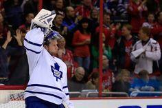 James Reimer • Toronto Maple Leafs