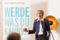 Dr. Kerstin Gernig sucht nach ungewöhnlichen Unternehmern. Im Interview erklärt Sie, weshalb Unternehmer mutig sein müssen und wie Sie gesehen werden.