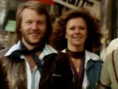 Bang-A-Boomerang - One of my favorite ABBA songs (and lots of great outfits in this video)