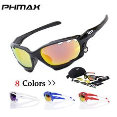 #BlackFriday is coming early #BestPrice #CyberMonday PHMAX Cycling Sun Glasses MTB Bike Cycling Sunglasses Gafas de Ciclismo Mountain…