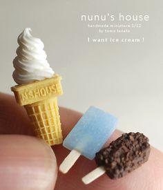 Frozen treats from Nunu's House