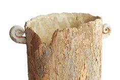 Vase in Beige