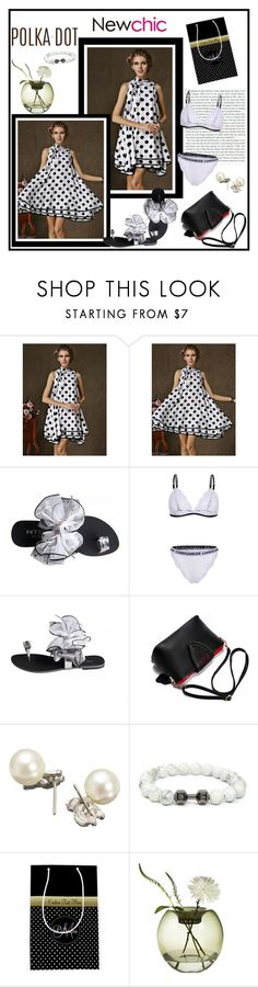 """NewChic 271. (Woman 61.)"" by carola-corana ❤ liked on Polyvore featuring Stop Staring!, Niche Modern and lovenewchic"