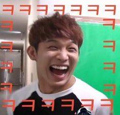 Hyunsik Btob, Yook Sungjae, Minhyuk, Meme Faces, Funny Faces, Btob Members, Born To Beat, Kpop Groups, Funny Moments