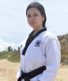 Taekwondo Girl, Harry Potter, Athletic, Jackets, Fashion, Funny, Down Jackets, Moda, Athlete