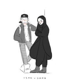 QuotWhat do you want Eviquot evak skam art illustration skamfanart Skam Cast, Skam Wallpaper, Isak & Even, Funny Feeling, Anime Muslim, Fanart, Art Prompts, Simple Doodles, Aesthetic Drawing
