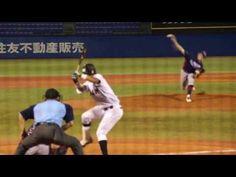 佐藤(拓)外野手 vs  マッケイ投手 1回裏