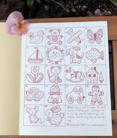 Baby Applique Patterns | 18 applique Baby Quilt patterns designed by Cindy ... | Red Works For ...