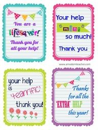 volunteer appreciation gift idea for those who serve others
