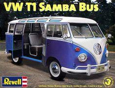 vw samba bus - Google Search