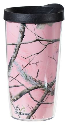 Tervis Tumbler® Insulated Camo Wrap With Lid - Realtree AP™ Pink | Bass Pro Shops