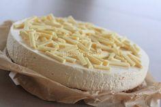 Witte chocolade Baileys cheesecake (Geen oven voor nodig!)