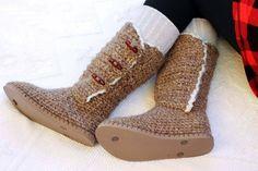 2c65b92e0 As 32 melhores imagens em sapatos em croché | Yarns, Needlepoint e ...